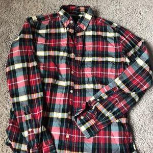 J Crew oxford button down shirt